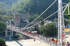 itinerary_rishikesh_jhula Golden Triangle Tour with Haridwar and Rishikesh