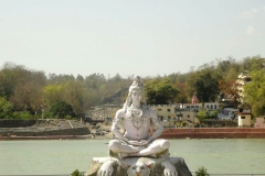 itinerary_rishikesh_temple Golden Triangle Tour with Haridwar and Rishikesh