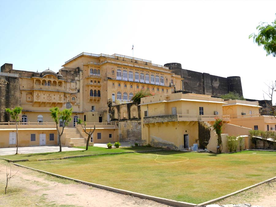 itinerary_roopangarh_fort Rural Tour of Rajasthan