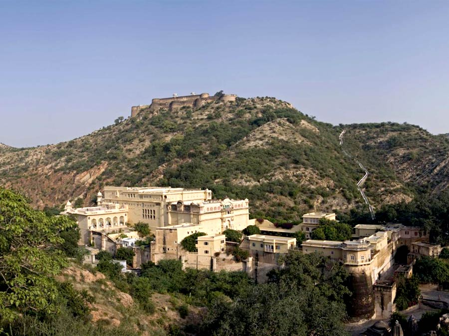 itinerary_samode_palace Rajasthan Wildlife and Heritage Tour Package