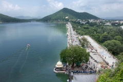itinerary_udaipur_fathesagar Rajasthan Wildlife Tour Package
