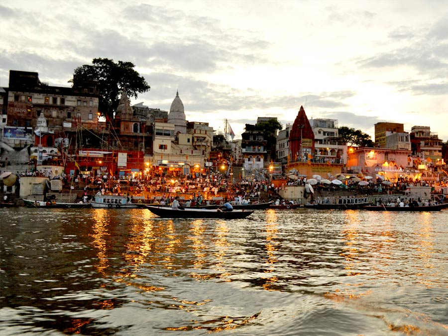 itinerary_varanasi_dasaswamedhghat Best of North India Tour Package