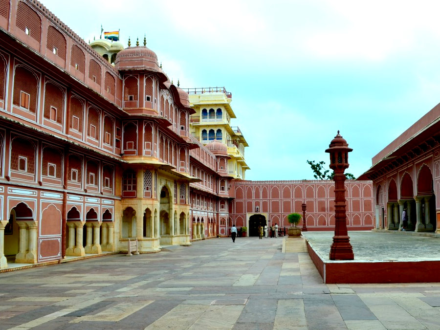 jaipur_daytour_citypalace Full Day Jaipur Sightseeing Tour