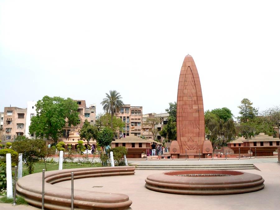 itinerary_amritsar_jaliyawalabagh Golden Triangle Tour with Amritsar