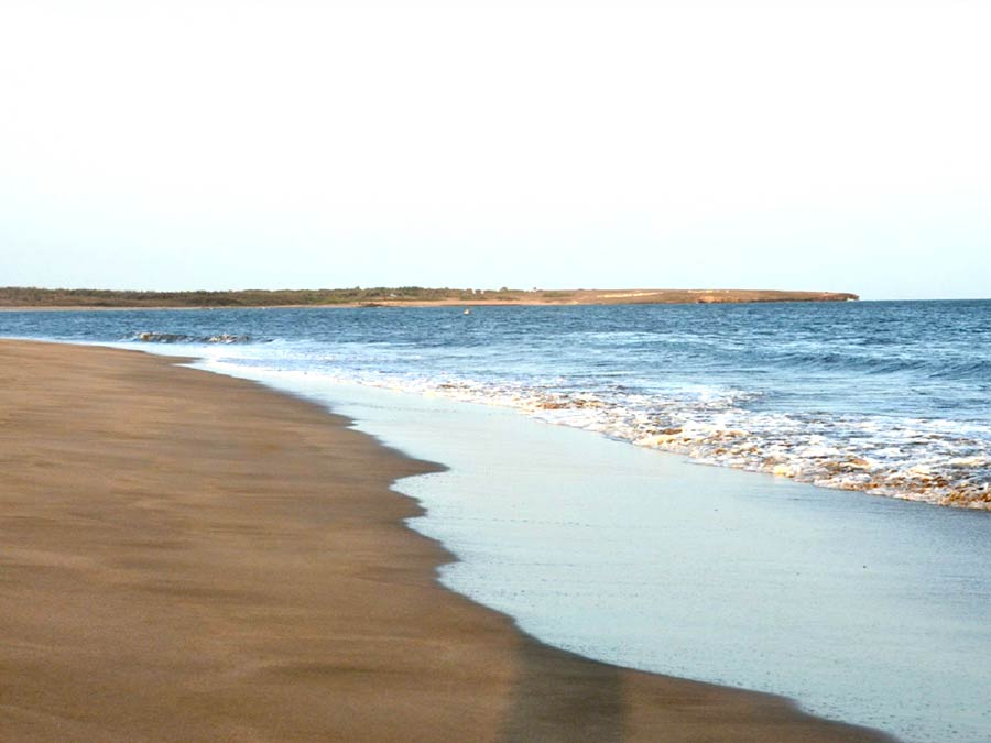itinerary_diu_gomtimata_beach 9 Days Best of Gujarat with wildlife Tour Package