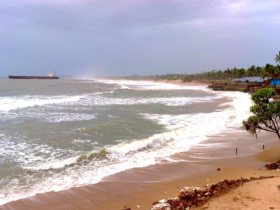 itinerary_goa_beaches_sequerim_beach Golden Triangle Tour with Goa