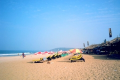 itinerary_goa_beaches_calangate_beach Golden Triangle Tour with Goa