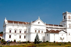 itinerary_goa_historical_cathedral_church Golden Triangle Tour with Goa