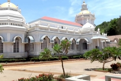 itinerary_goa_historical_mangueshi_temple Golden Triangle Tour with Goa