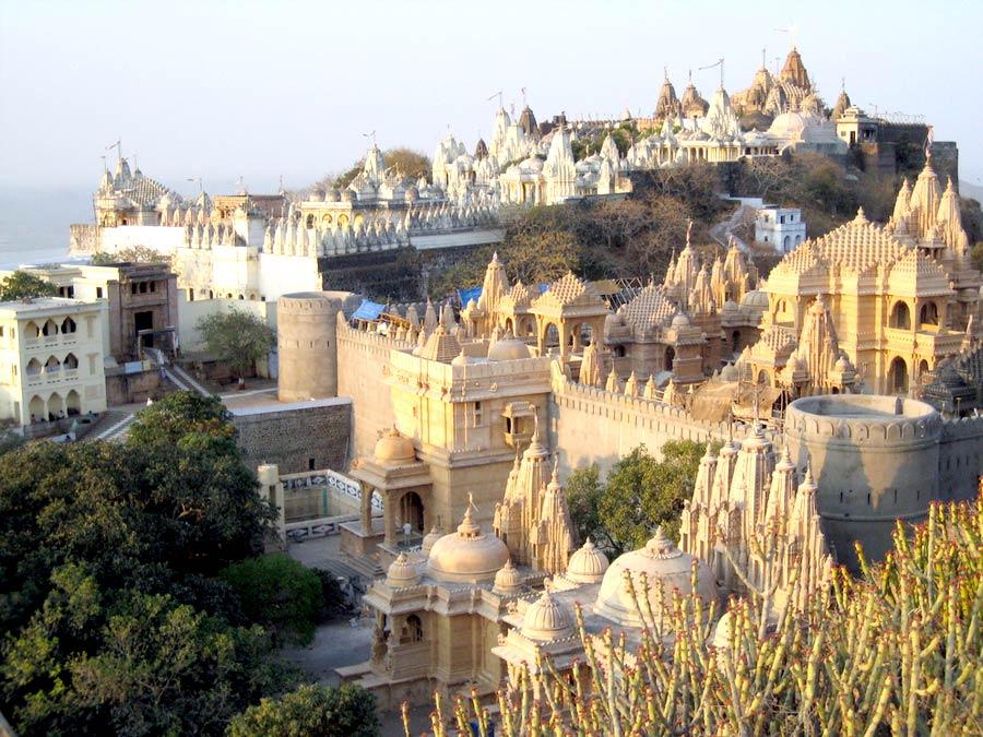 itinerary_palitana_satrunjaya_temple 13 Nights – 14 Days Splendid Tour of Gujarat