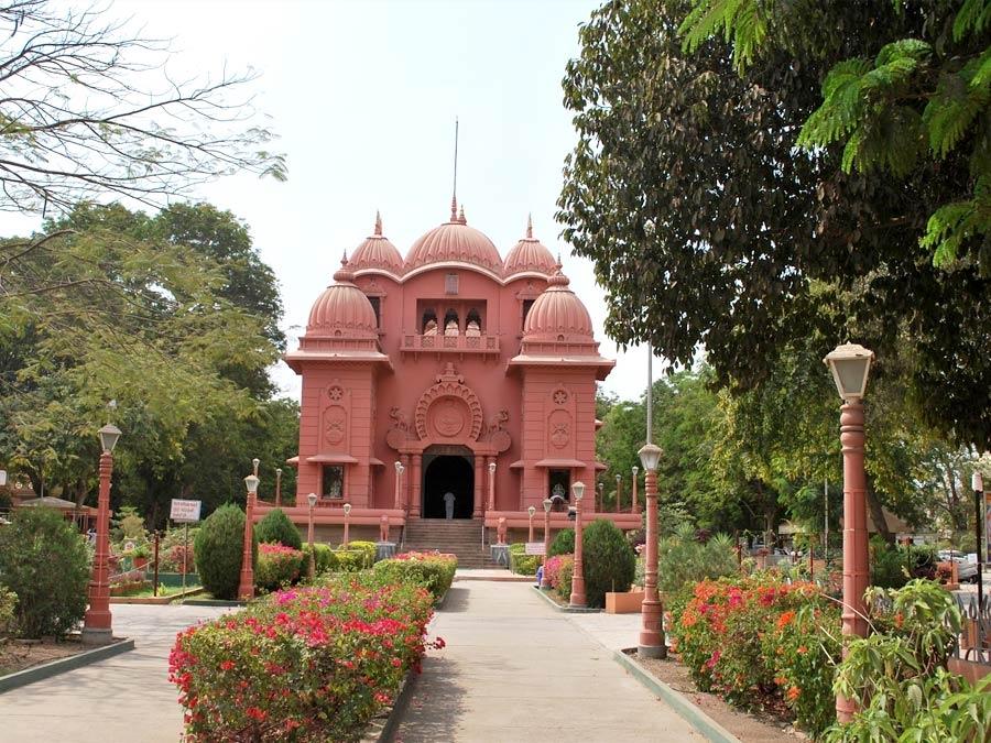 itinerary_rajkot_ramkrishna_ashram