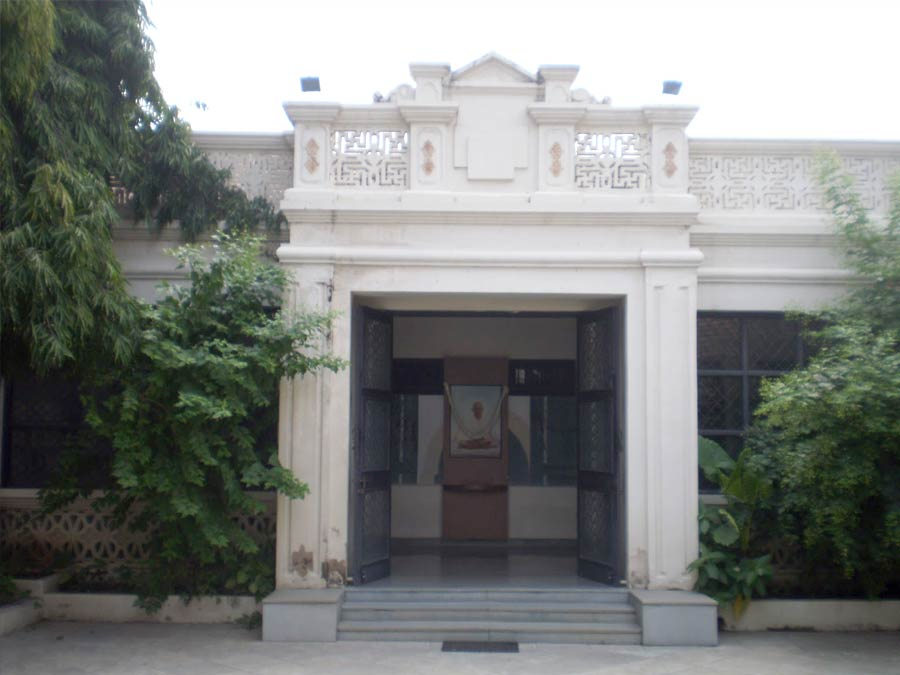 itinerary_rajkot_gandhi_house Golden Triangle Tour with Gujarat