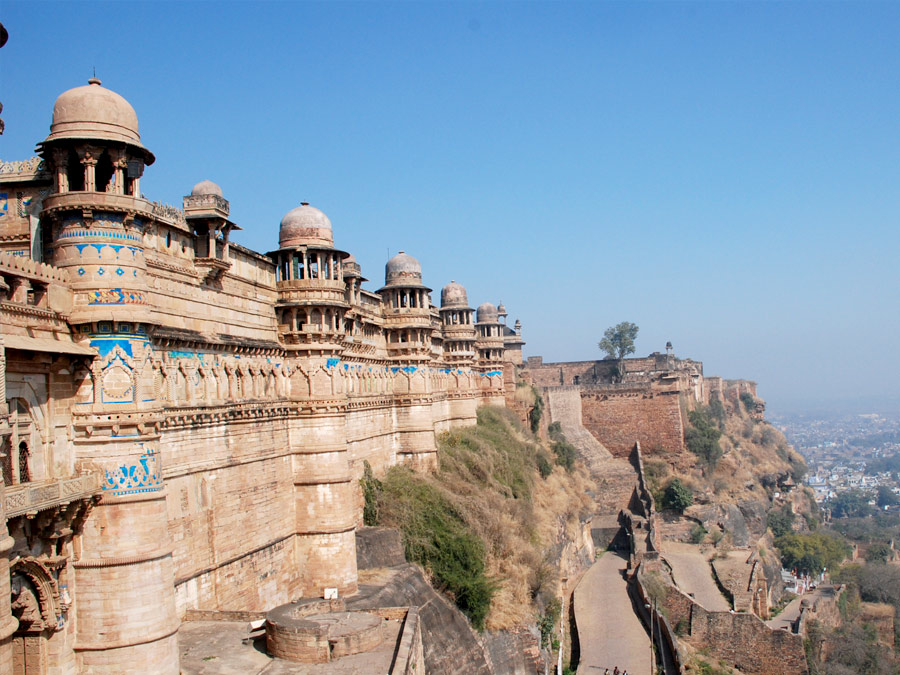 Golden Triangle with Sariska and Gwalior