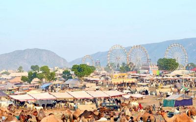 Rajasthan Tour with Pushkar Fair
