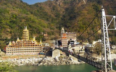 Delhi with Haridwar and Rishikesh